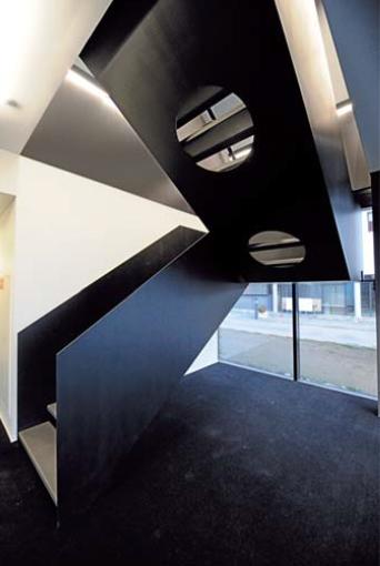Escalier principal